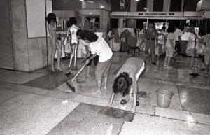 sejarah cleaning service di indonesia