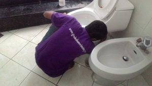 salon toilet bekasi
