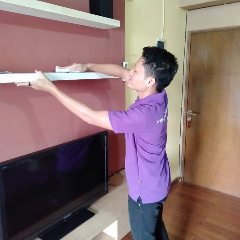 cleaning service kost bekasi