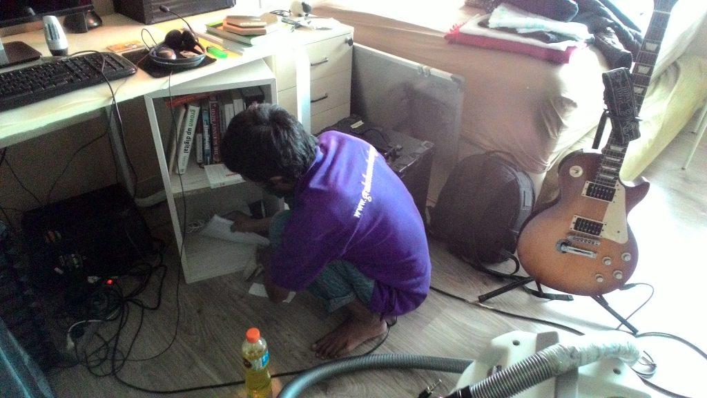jasa bersih apartemen bekasi